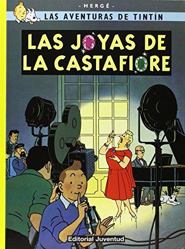 C- Las joyas de la Castafiore (LAS AVENTURAS DE TINTIN CARTONE) por HERGE-TINTIN CARTONE IV