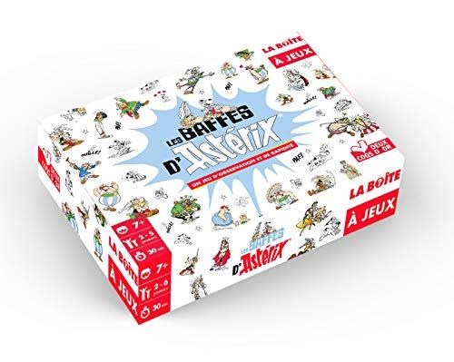 Asterix - jeu de cartes par Les Fées Hilares