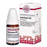 DHU Staphisagria C30, 10 g Globuli