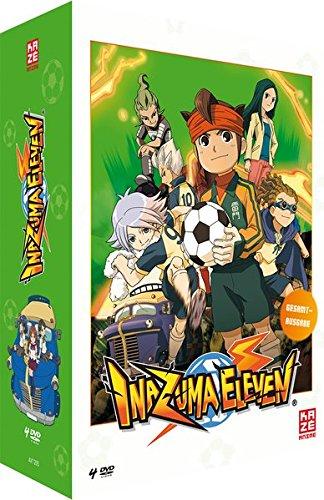 Inazuma Eleven - Sammelbox Folgen 1-26 [4 DVDs] -