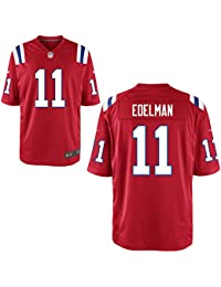 11 Julian Edelman Trikot New England Patriots Jersey American Football Shirt Mens