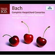 Bach: The Harpsichord Concertos (3 CDs)