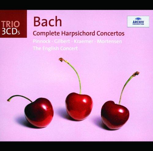 J.S. Bach: Concerto For Harpsi...