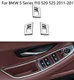 Linkshänder-Accessoires, ABS-Chrom,-,/, für 5er-Serie F105205252011–2017