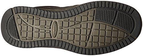 Rockport Mens Edmund Fashion Sneaker- Chocolat
