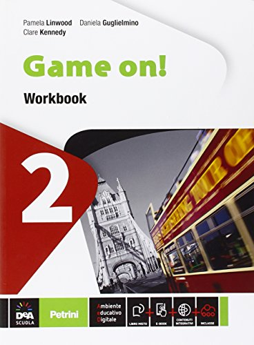 Game on! Workbook. Per la Scuola media. Con e-book. Con espansione online: 2