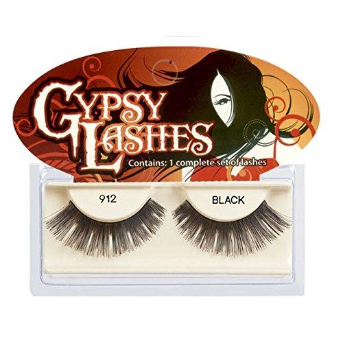 GYPSY LASHES False Eyelashes - 912 Black