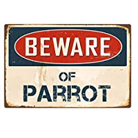 ‏‪BEWARE OF SHARK,DINOSAMetal Sign Flag Plaque Bar Club Cafe Garage Wall Decor Art‬‏