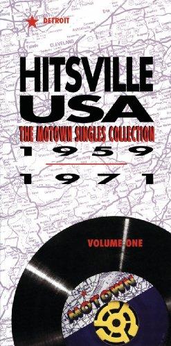 Hitsville USA - The Motown Sin...