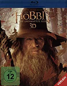 Der Hobbit - Eine unerwartete Reise [Blu-ray 3D]