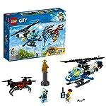 LEGO Inseguimento con Il Drone della Polizia Aerea LEGO