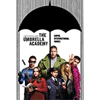 The Umbrella Academy Super Dysfunctional Family Maxi Poster 61 x 91.5cm