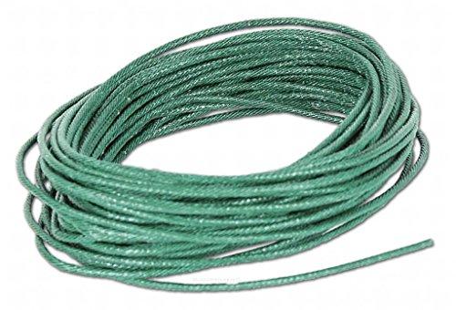 Preisvergleich Produktbild VISCO 30,  Anzündlitze grün 30 s / m - 10m Rolle