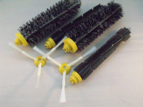 Grande Grigio spazzola di pulizia per iRobot