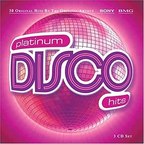 Platinum Disco Hits-Collectors Tin by Platinum Disco Hits-Collectors Tin
