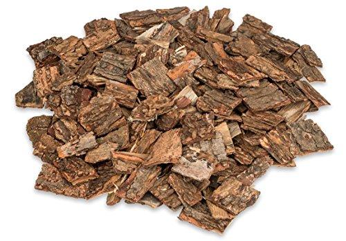 Preisvergleich Produktbild NaDeco Neem Rinde 1kg / Rinde vom Neembaum / Wunderbaum Rinde / Neem Bark / Baum Rinde / Holzrinde / Dekorinde