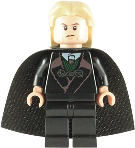 LEGO Harry Potter: Lucius Malfoy Minifigura 34