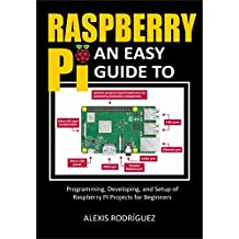 Raspberry Pi: An Easy Guide to Programming, Developing, and Setup of Raspberry PI Projects for Beginners (English Edition)