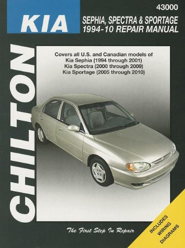 chiltons-kia-sephia-spectra-and-sportage-1994-10-repair-manual-covers-all-us-and-canadian-models-of-