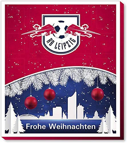 Fan-Shop Sweets RB Leipzig Premium Adventskalender 2019 (one Size, Multi)