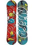 Nitro Snowboards Niños Muse Snowboard, multicolor, 96