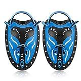 TAGVO Stärke Handpaddel Schwimmpaddel Für das Training Unisex