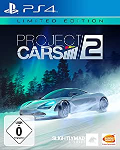 Project CARS 2 - Limited Edition - [PlayStation 4]
