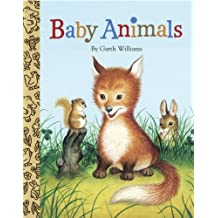Baby Animals (Little Golden Treasures) by Garth Williams (2009-05-12)