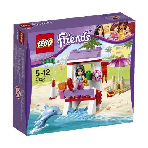 LEGO Friends - El puesto de