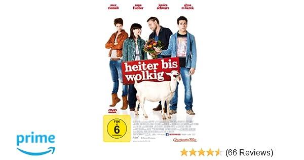 Heiter Bis Wolkig: Amazon.de: Max Riemelt, Anna Fischer, Jessica Schwarz,  Elyas Mu0027Barek, Dieter Tappert, Stephan Luca, Johann Bülow, Johannes  Kienast, ...