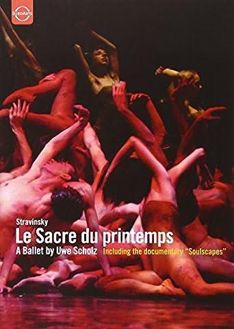 Pina Bausch - Le Sacre Du Printemps de Uwe