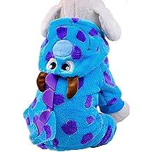 BBsmile Ropa Perro pequeño Chihuahua Ropa de Invierno para Mascotas Cachorro Capa de la Camiseta del