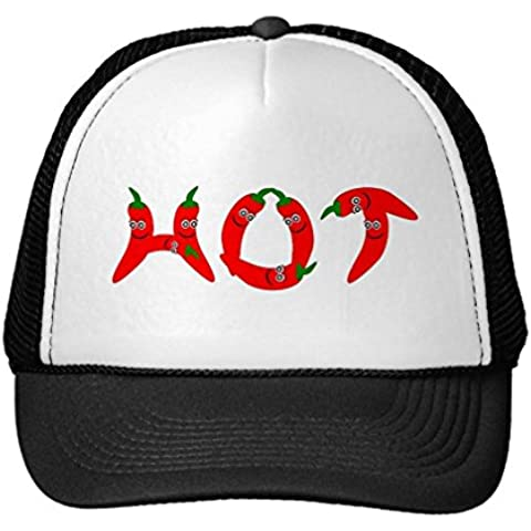 Funny Red Hot Chili Pepper Hat