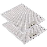 MultiWare Cooker Hood Mesh Aluminium Extractor Vent Filter Universal Washable Cut