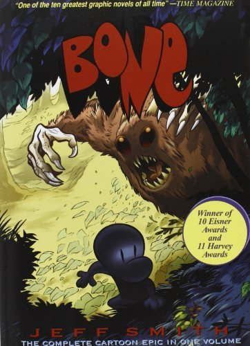 Bone: One Volume Edition: 1 (Bone Series) by Smith, Jeff Published by Cartoon Books (2004)