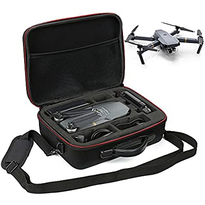 Waterproof Shoulder Bag EVA Suitcase Box Protector for DJI MAVIC Pro Dronr RC Quadcopter