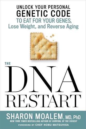 DNA Restart, The por Sharon, Dr. Moalem