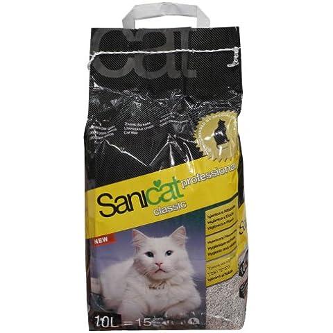 Sanicat - Lettiera Classic 1 Lettiera 30,00 lt