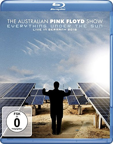 The Australian Pink Floyd Show – Everything Under the Sun [Blu-ray]