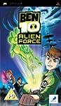 Ben 10: Alien Force (PSP)