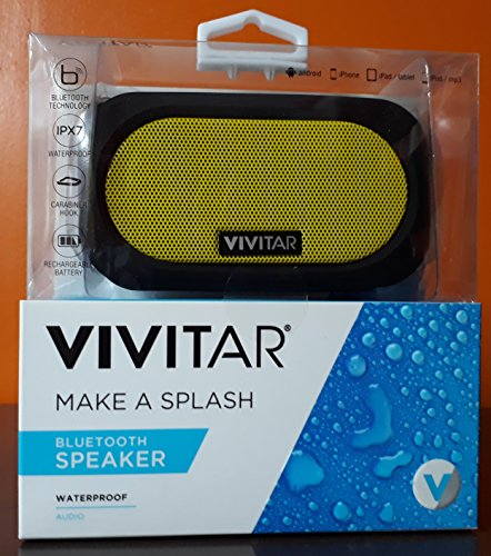 Vivitar Waterproof Bluetooth Spe...