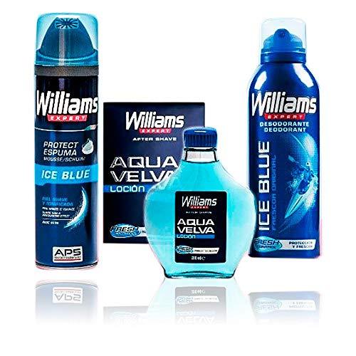 Williams Aqua Velva Set Regalo - 3 Piezas