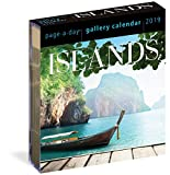 #5: 2019 Islands Gallery Page-A-Day Gallery Calendar