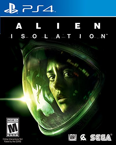 SEGA Alien Isolation, PS4 - Juego (PS4, PlayStation 4, Shooter / Horror, M (Maduro))