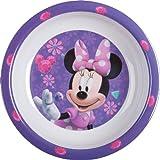 p:os 68806 Minnie Gems Melamin-Suppenteller, Durchmesser, ca. 19,5 cm