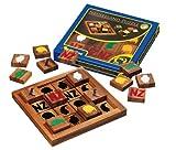 Philos 6217 - Neuseeland-Puzzle, 16 Puzzle Teile, Legespiel