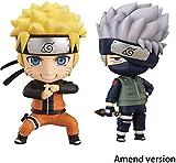 SONGDP-Giocattoli di Anime Naruto Shippuden: Regali di Uzumaki e Kakashi Nendoroid Figura di Azione di San Valentino for Uomo e Donna Statue di Anime,
