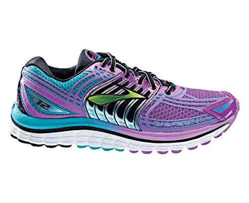 Brooks Glycerin 12 Womens Chaussure De Course à Pied - SS15 Violet - violet