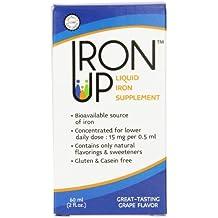 IronUp™ Liquid Eisen Supplement - 2oz - Yasoo