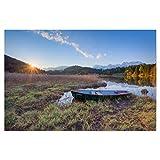 artboxONE Poster 150x100 cm Natur Sonnenaufgang am